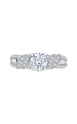 Shah Luxury Carizza Engagement Ring CA0172EHK-37W product image