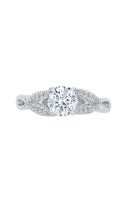 Shah Luxury Carizza Engagement Ring Z1070R6.5W4 product image