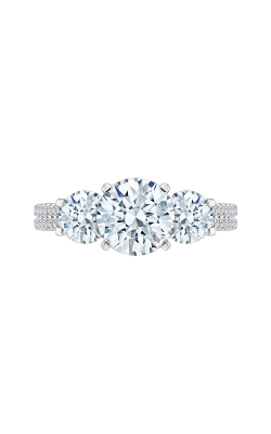 Shah Luxury Carizza Engagement ring CA0190EHK-37W-1.75 product image