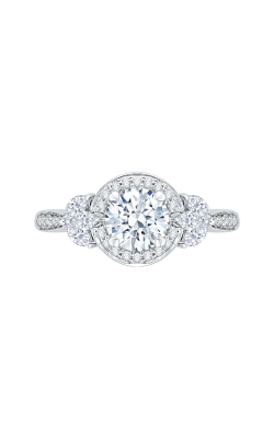 Shah Luxury Carizza Engagement ring CA0198EH-37W product image