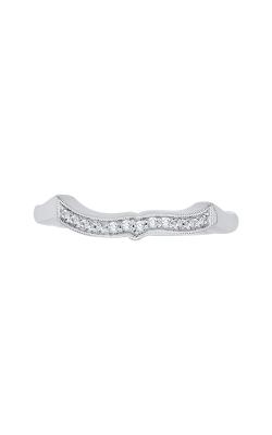 Shah Luxury Carizza Wedding band CA0188BK-37W product image