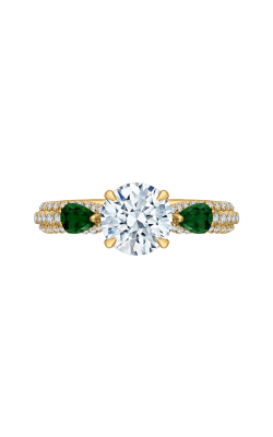 Shah Luxury Carizza Engagement Ring CA0211EHK-GS37-1.50 product image