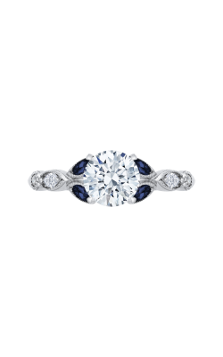 Shah Luxury Carizza Engagement ring CA0212E-S37W product image