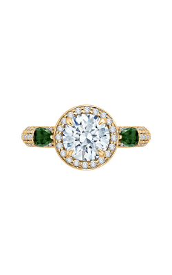 Shah Luxury Carizza Engagement ring CA0217E-GS37-1.50 product image