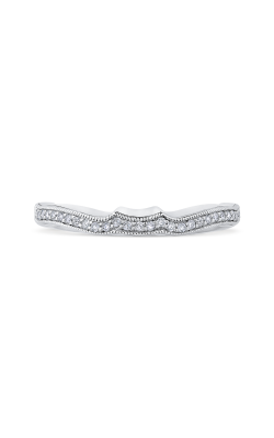 Shah Luxury Carizza Wedding Band CA0234BHK-37W-1.00 product image