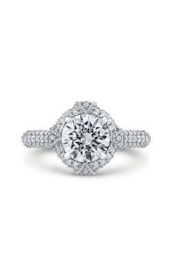 Shah Luxury Carizza Engagement ring CA0227EQ-37W-1.50 product image