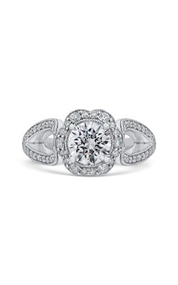 Shah Luxury Carizza Engagement ring CA0242EH-37W-1.00 product image