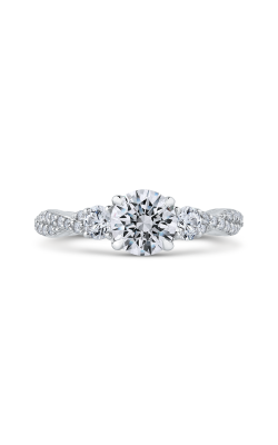 Shah Luxury Carizza Engagement ring CA0246EQ-37W-1.00 product image