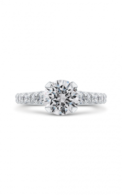 Shah Luxury Carizza Engagement Ring CA0249EQK-37W-2.00 product image