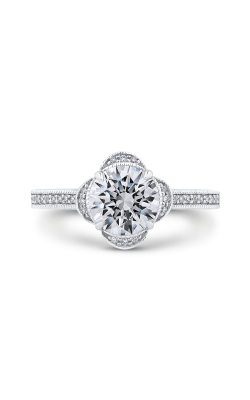 Shah Luxury Carizza Engagement ring CA0257EHK-37W-1.50 product image