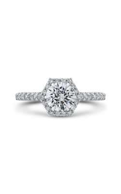 Shah Luxury Carizza Engagement ring CA0273EH-37W-1.00 product image