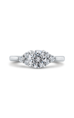 Shah Luxury Carizza Engagement ring CA0274E-37W-1.00 product image