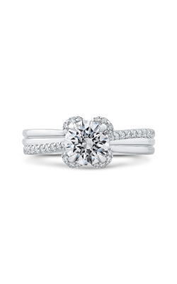Shah Luxury Carizza Engagement ring CA0275EH-37W-1.00 product image