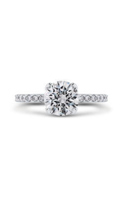 Shah Luxury Carizza Engagement ring CA0276EQ-37W-1.50 product image