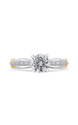 Shah Luxury Carizza Engagement ring CA0278EQ-37WY-1.00 product image