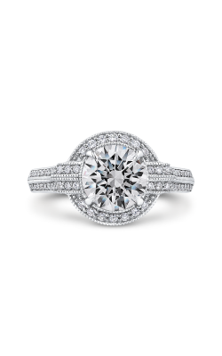 Shah Luxury Carizza Engagement ring CA0286EHK-37W-2.00 product image
