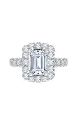 Shah Luxury Carizza Engagement ring CAE0037E-37W product image