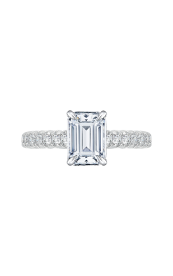 Shah Luxury Carizza Engagement ring CAE0039E-37W product image