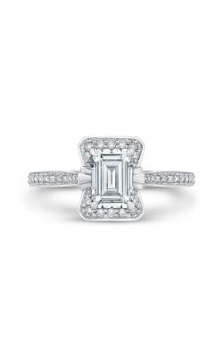 Shah Luxury Carizza Engagement ring CAE0262EHK-37W-1.00 product image