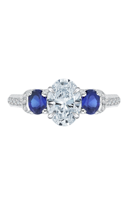 Shah Luxury Carizza Engagement ring CAO0056E-S37W product image