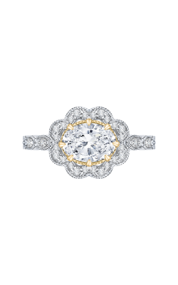 Shah Luxury Carizza Engagement ring CAO0165EH-37WY-1.50 product image