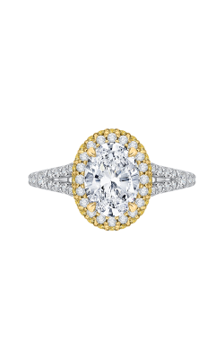 Shah Luxury Carizza Engagement Ring CAO0179EHK-37WY-1.50 product image