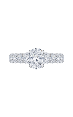 Shah Luxury Carizza Engagement Ring CAO0189EHK-37W-1.50 product image