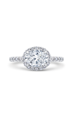 Shah Luxury Carizza Engagement ring CAO0243EHK-37W-1.50 product image