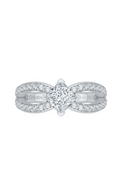 Shah Luxury Carizza Engagement Ring CAP0112EK-37W-1.00 product image