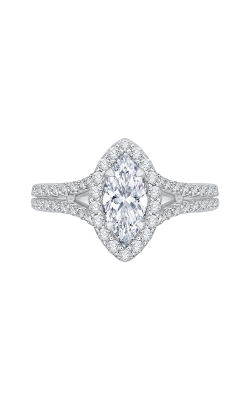 Shah Luxury Carizza Engagement ring CAQ0193EHK-37WY-1.50 product image
