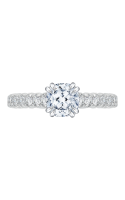Shah Luxury Carizza Engagement ring CAU0039E-37W product image