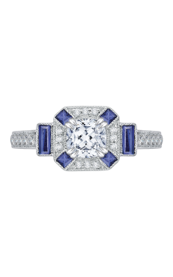 Shah Luxury Carizza Engagement ring CAU0064E-S37W product image