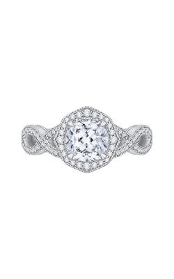 Shah Luxury Carizza Engagement Ring CAU0173EHK-37WY-1.50 product image