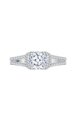 Shah Luxury Carizza Engagement ring CAU0184E-37W-1.50 product image