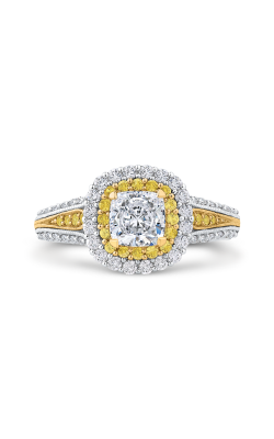 Shah Luxury Carizza Engagement ring CAU0236EHY-37WY-1.0 product image