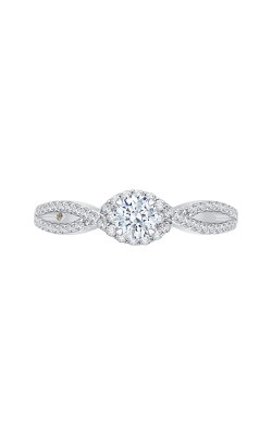 Shah Luxury Promezza Engagement ring PR0089EC-44W product image