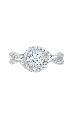 Shah Luxury Promezza Engagement ring PR0110ECH-44W-.33 product image