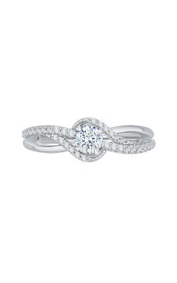 Shah Luxury Promezza Engagement ring PR0111ECH-44W-.33 product image