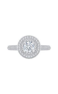 Shah Luxury Promezza Engagement ring PR0126ECQ-44W-.50 product image