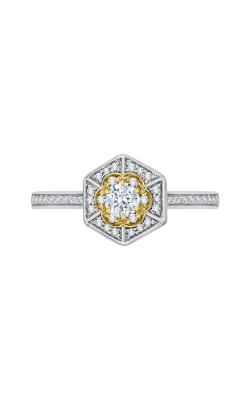 Shah Luxury Promezza Engagement ring PR0138ECH-44WY-.25 product image