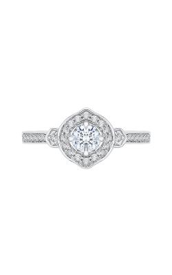 Shah Luxury Promezza Engagement ring PR0153ECH-44WY-.33 product image