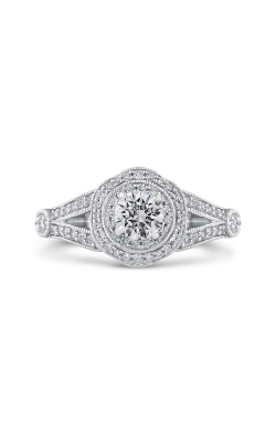 Shah Luxury Promezza Engagement ring PR0174EC-44W-.50 product image