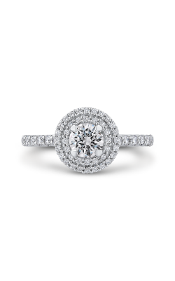 Shah Luxury Promezza Engagement ring PR0176ECH-44W-.50 product image