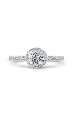 Shah Luxury Promezza Engagement ring PR0177ECH-44W-.50 product image