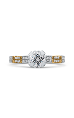 Shah Luxury Promezza Engagement ring PR0194ECH-44WY-.75 product image
