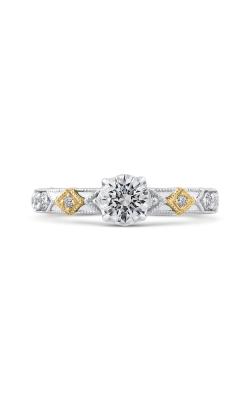 Shah Luxury Promezza Engagement ring PR0202EC-44WY-.50 product image