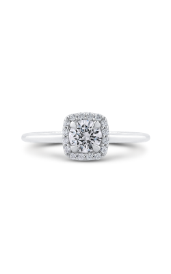 Shah Luxury Promezza Engagement ring PR0208EC-44W-.50 product image