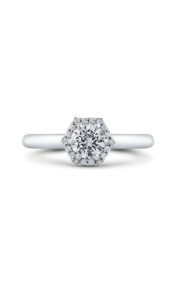 Shah Luxury Promezza Engagement ring PR0230EC-44W-.50 product image