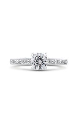 Shah Luxury Promezza Engagement ring PR0235ECQ-44W-.75 product image