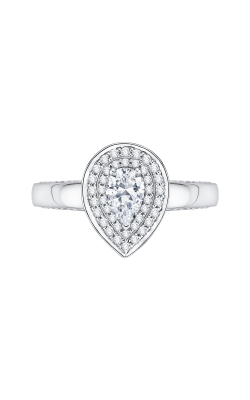 Shah Luxury Promezza Engagement ring PRA0140EC-44W-.33 product image